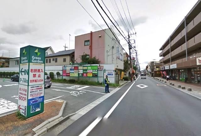 グリーンガーデン武蔵藤沢入口