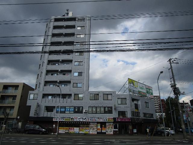 札幌市北区新琴似8条1