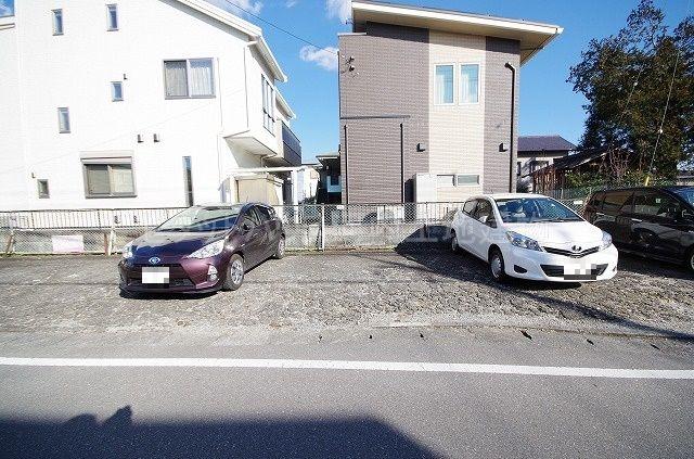 追加駐車場