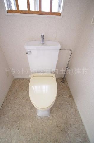 トイレ(無償貸与)