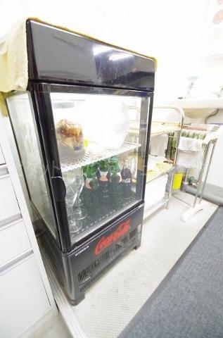 ドリンク冷蔵庫