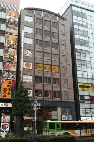 新宿区歌舞伎町1